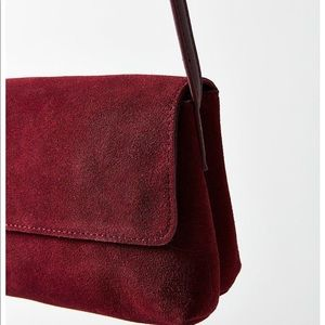 Urban outfitters suede mini crossbody